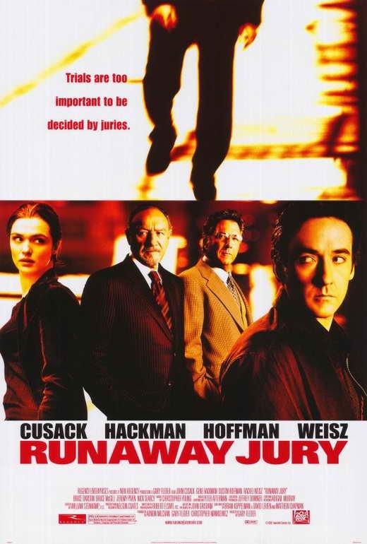 Cine del 13 - Runaway Jury