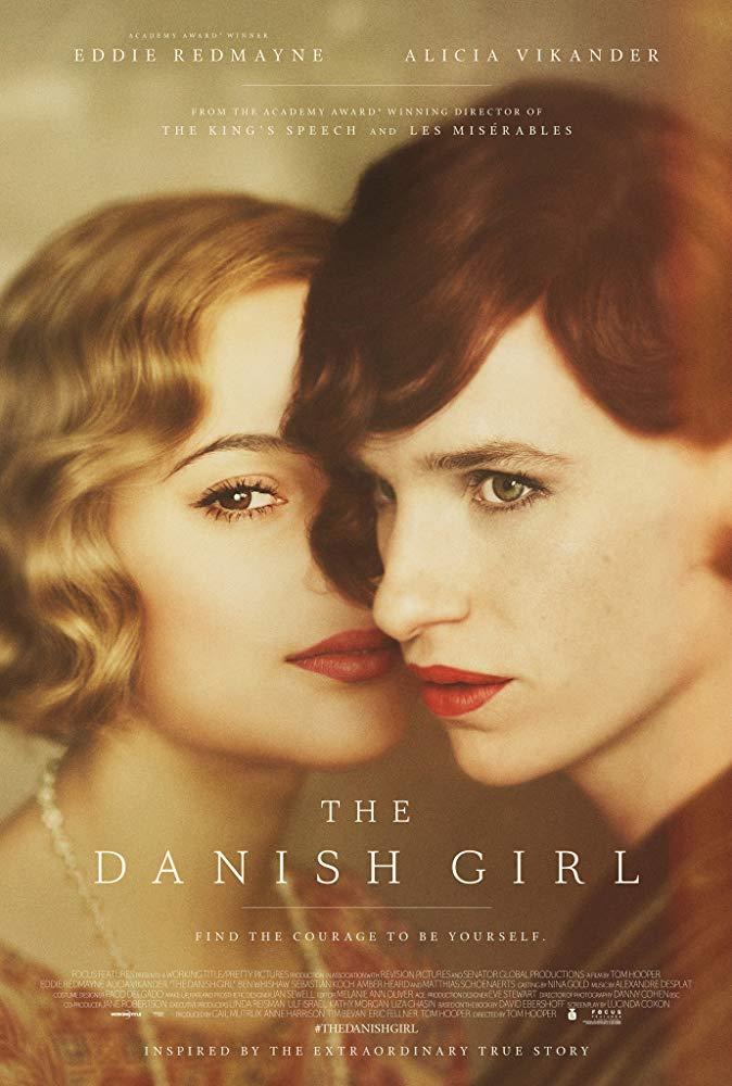 Cine del 13 - The Danish Girl