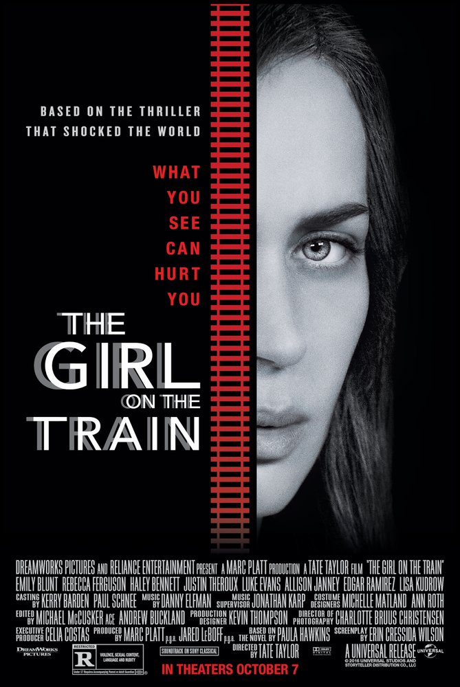 Domingos Estelares - The Girl on the Train