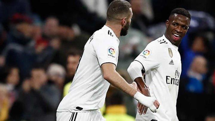 Real suma quinta victoria seguida en La Liga