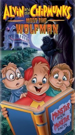 Cine Animado - Alvin and the Chipmunks Meet the Wolfman