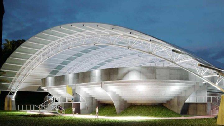 Conoce la propuesta de diseño del nuevo Polideportivo de Matagalpa