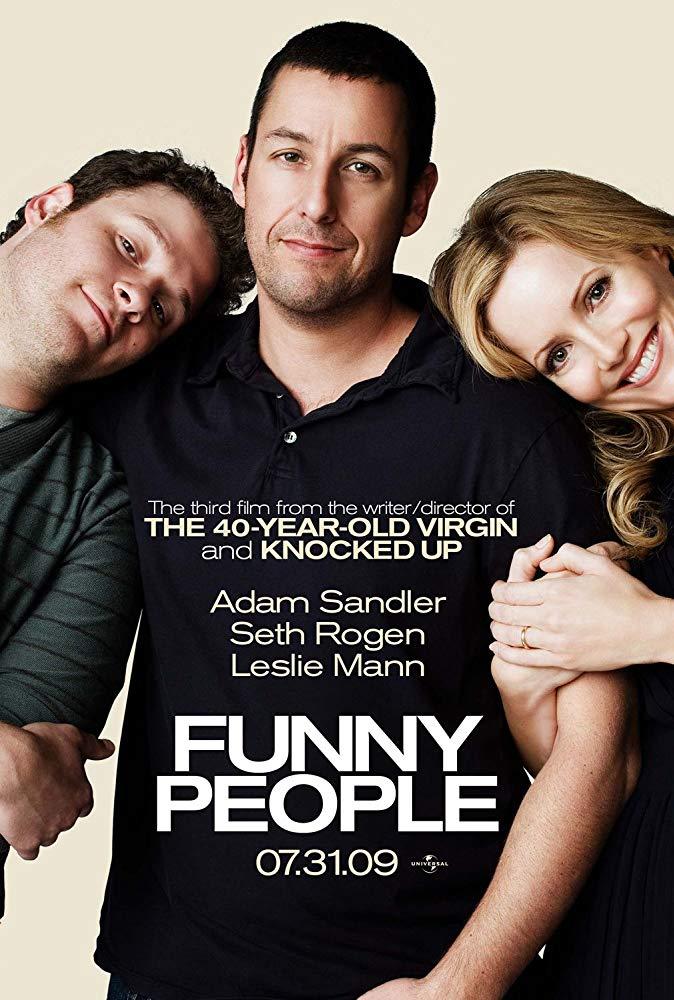 Cine del 13 - Funny People