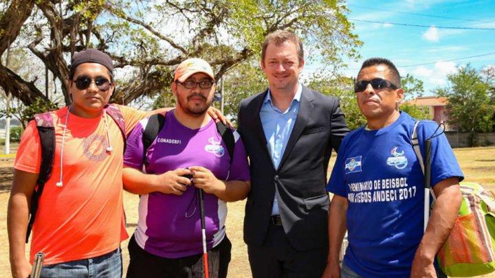 Nicaragua tendrá su primer polideportivo paralímpico