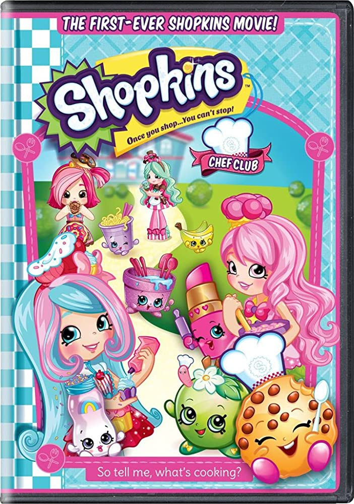 Cine Animado - Shopkins: Chef Club