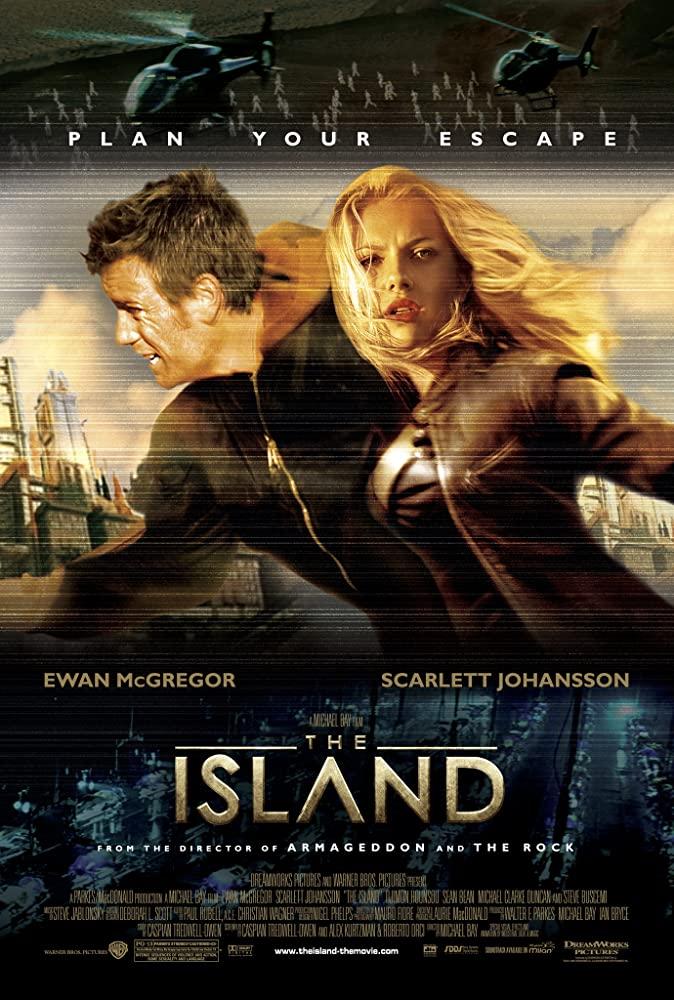 Cine del 13 - The Island