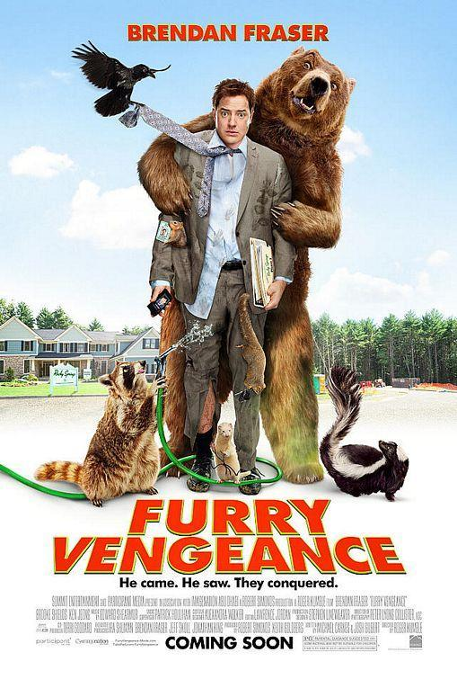 Cine del 13 - Furry Vengeance