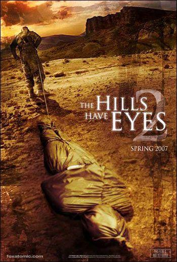 Viernes del 13 - The Hills Have Eyes 2