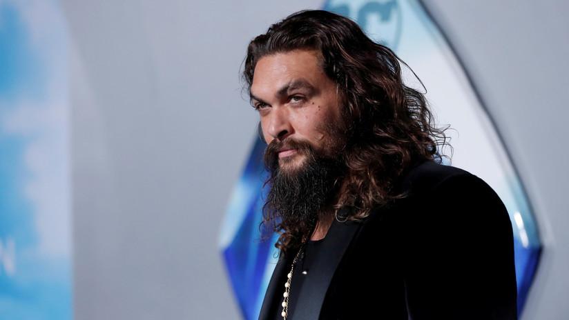 Jason Momoa actor de ¨Juego de Tronos¨