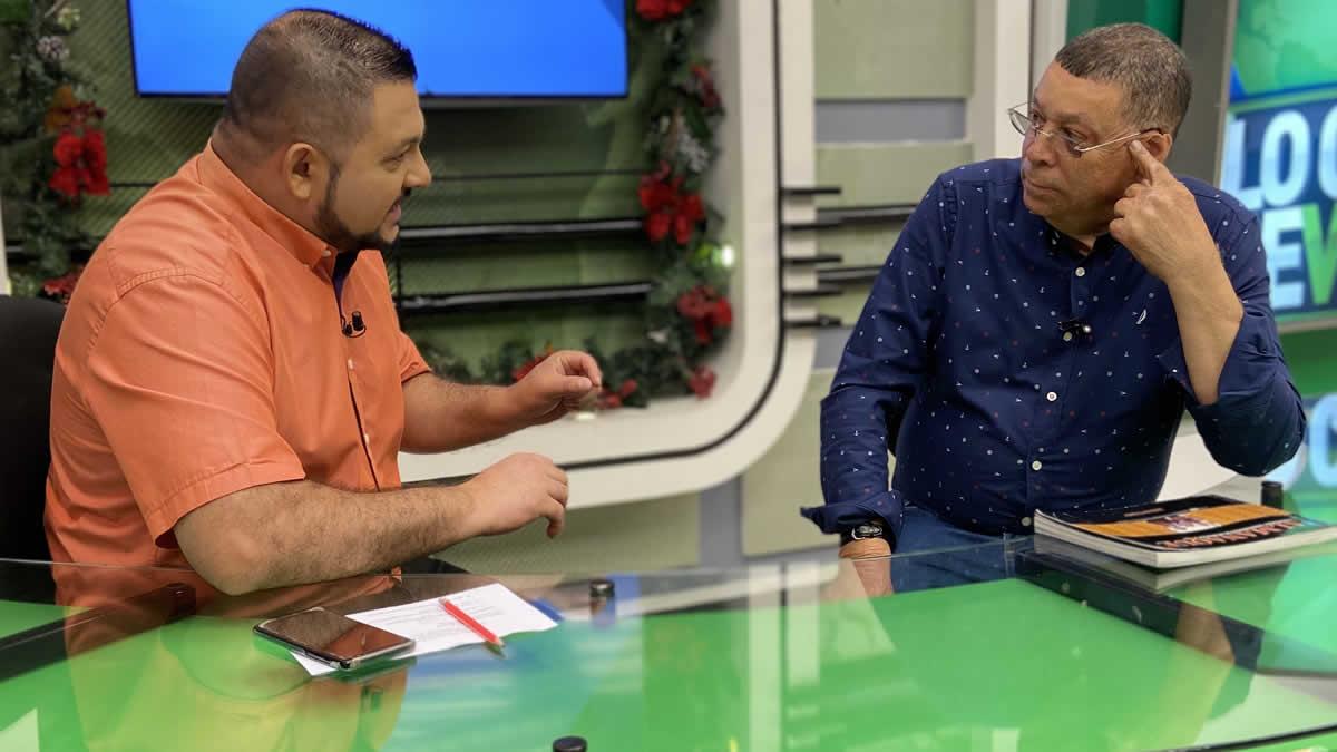 En entrevista con Wilmor López, investigador cultural.