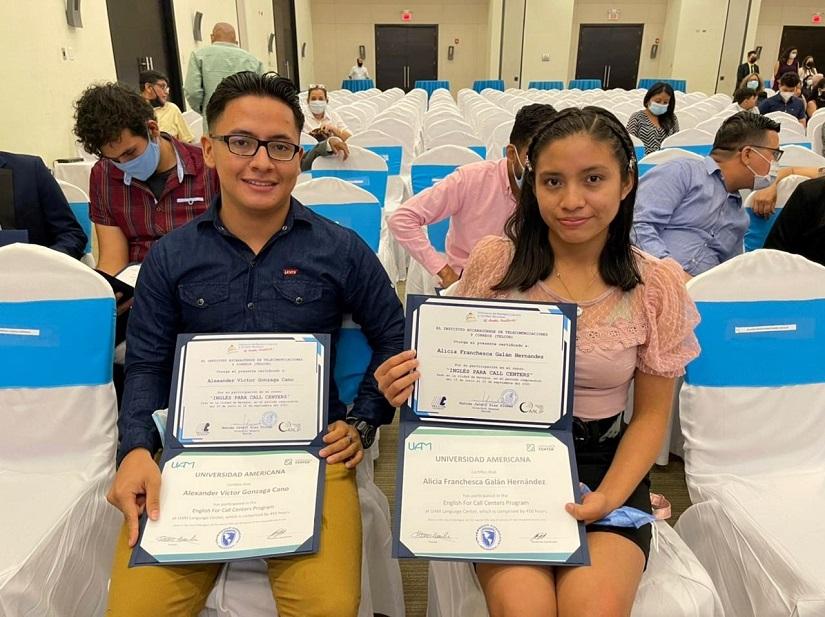 TELCOR promueve la inclusión de jóvenes bilingües en el campo laboral