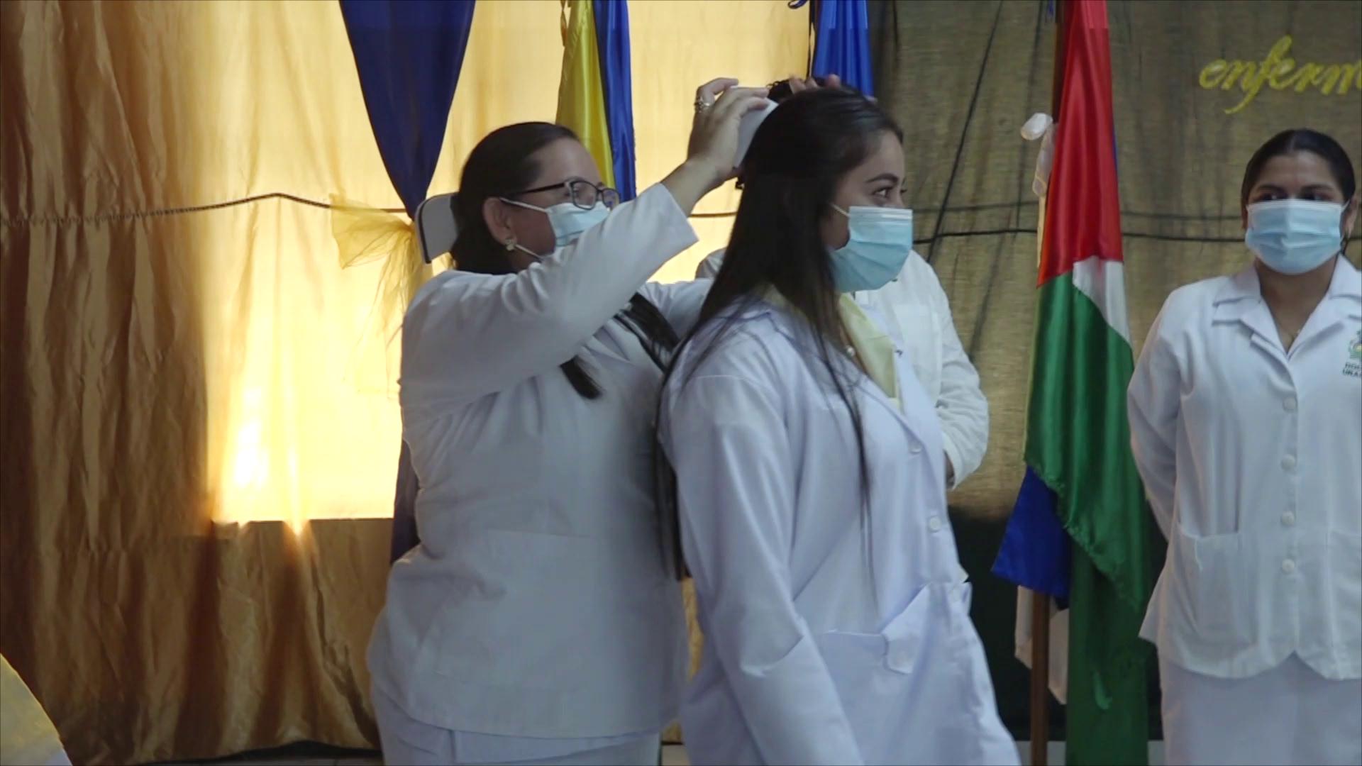 Estudiantes de Enfermería reafirman su vocación de servicio en Nueva Guinea
