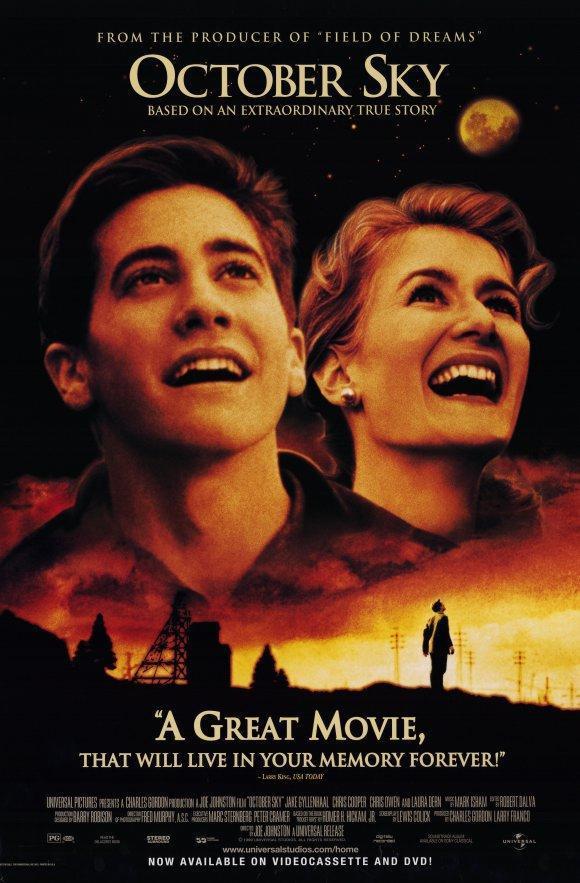 Cine del 13 - October Sky
