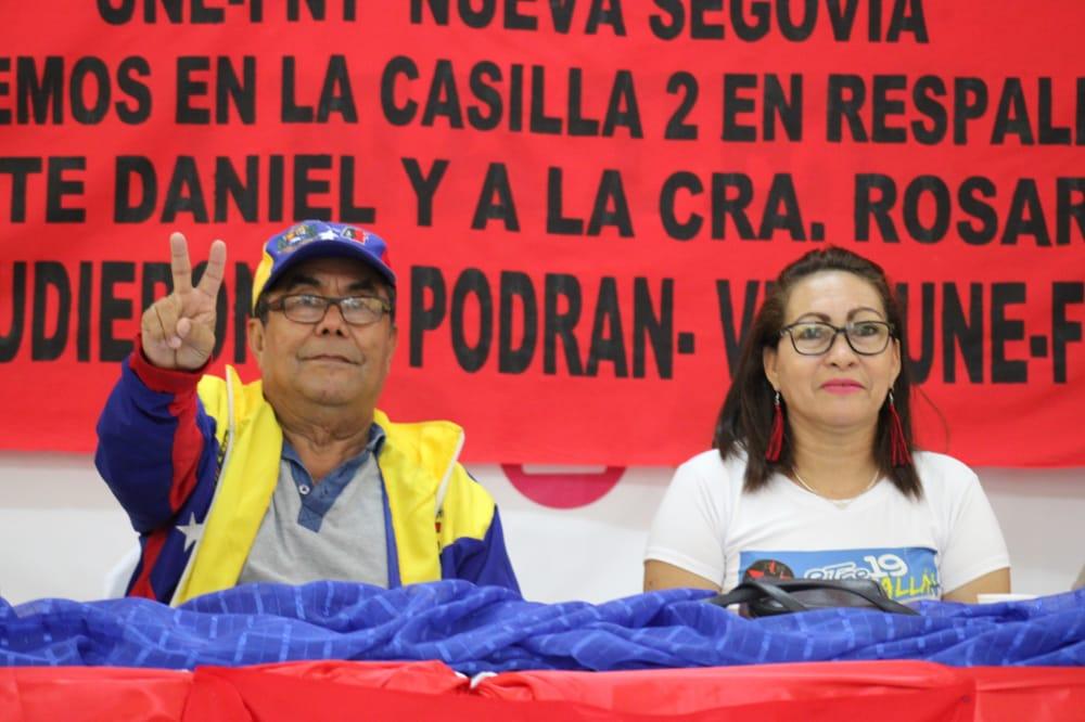 Sindicalistas respaldan labor del Gobierno Sandinista en Nueva Segovia